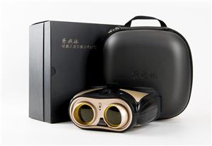 可调式双目视力治疗仪